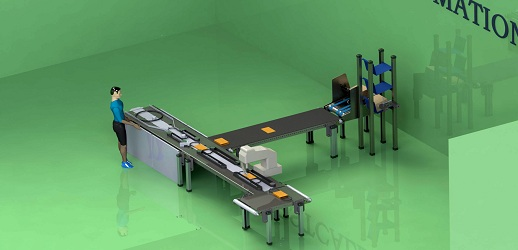 Belt Packing Automation